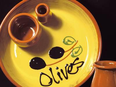 Oliventeller