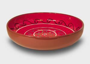 Schale dekorativ 26 cm Ø
