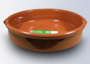 Cazuela braun 32 cm Ø